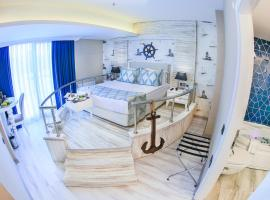 Demonti Hotel, Ankara
