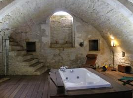 Chateau de Forges, Concremiers