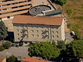 Hotel Tirrenus Perugia, Montebello