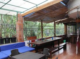 Arcadia Hostel Medellin, מדלין