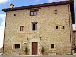Casa Don Baldomero, Cadiñanos