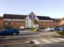 Premier Inn Preston East, Preston