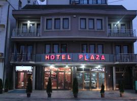 Hotel Pllaza, Prishtinë