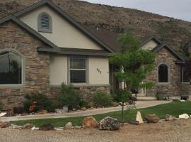 The Young Home Bed and Breakfast, Toquerville