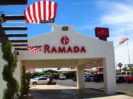 Ramada Kingman, Kingman