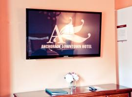 Anchorage Downtown Hotel, Anchorage