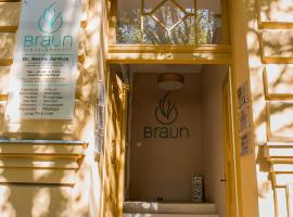 Braun Rooms Deluxe, Sopron