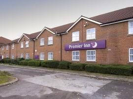 Premier Inn Warrington - A49, M62 J9, Warrington