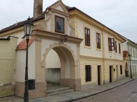 Penzion U Brány, Kutná Hora