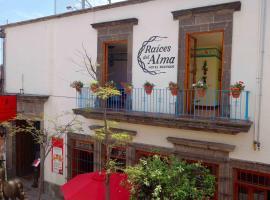 Raíces Del Alma Hotel Boutique Spa, Guadalajara