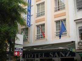 Hotel Sanz, Torremolinos