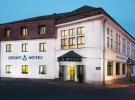 Sport-V-Hotel, Hrotovice