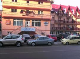 Motel National Sinaia, Sinaia