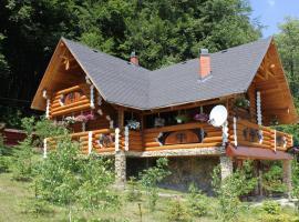 Holiday home Mykacheva, Chynadiyovo