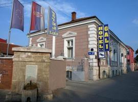 Hotel Gali, Pirot