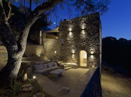 Melanopetra Guesthouse, Emporeiós