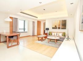 Jinchao Boruige Aparthotel, Shanghai