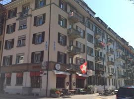Hotel Artus, Biel