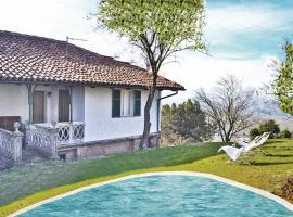 Villa Osvalda, Альфьяно-Натта