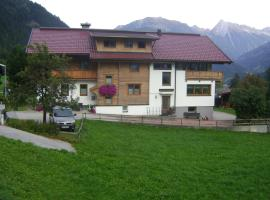 Haus Sonnegg, Finkenberg