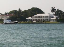 Villa Coconuts, Miami Beach