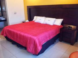 Hotel & Suites Marbella, Lázaro Cárdenas