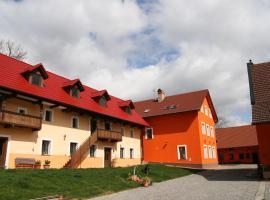 Podřipská Farma, Roudnice nad Labem