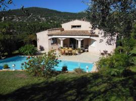 Chambres d'hôtes Villa Cardebella, Le Tignet