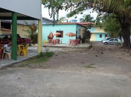 Pousada e Restaurante Santo Antonio, Itaparica Town