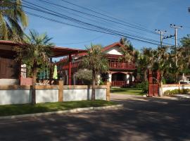 Palm Beach Resort, Pran Buri