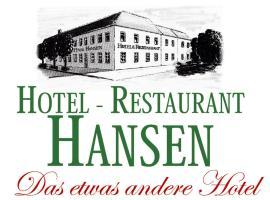 Hotel Hansen, 하임스베르크