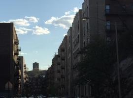 North Manhattan Hostel, Nova Iorque