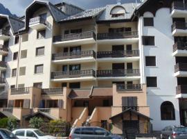 Appartement Chamonix Sud E, Šamoni Mon Blan