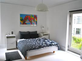 Economy Apartment Copenhagen, Kodaň
