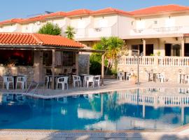 Hotel Elina, Perdika