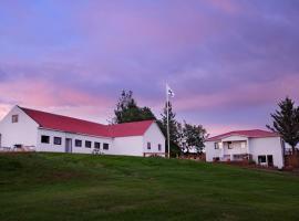 Fagrahlíd Guesthouse, Hvolsvöllur