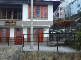 Casa Hotel Buenavista, Buenavista