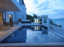 Plai Laem Beach View Villa, Choeng Mon Beach