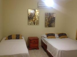 Hotel La Danae, Santo Domingo