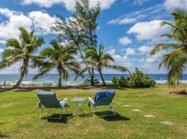 Kiikii Beach House by Rarotonga Holiday Homes, Rarotonga