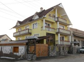 Vila Perla Sapanteana, Săpînţa