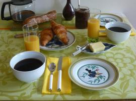 Bed & Breakfast Chez Claudine, Parijs