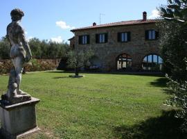 Casa Felice, Lucignano
