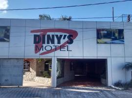 Dinys Motel (Adults Only), Praia Grande