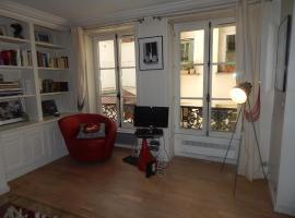 Apartment Paris Gravilliers
