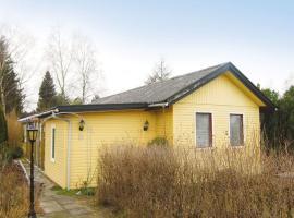 Holiday home Rylevej Faxe IX, Mosebølle