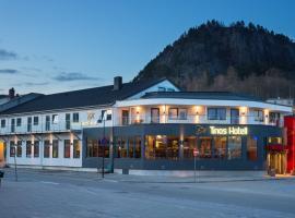Tino's Hotel, Namsos