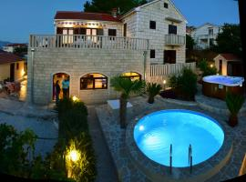 Apartments Villa Beau Rivage, Splitska