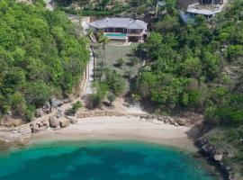 Villa On The Beach, Saint John's