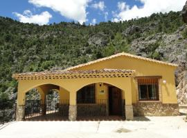 Casas Rurales Venta Ticiano, Vites